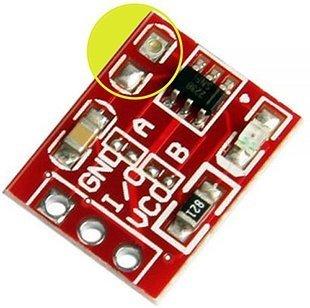 TTP223B Module Cs Pads
