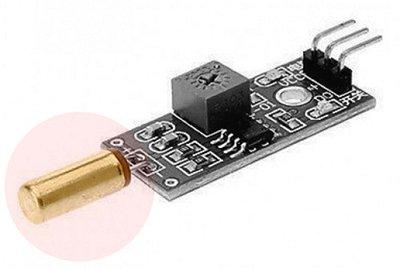 Tilt Sensor Part
