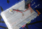 White LED Test Start