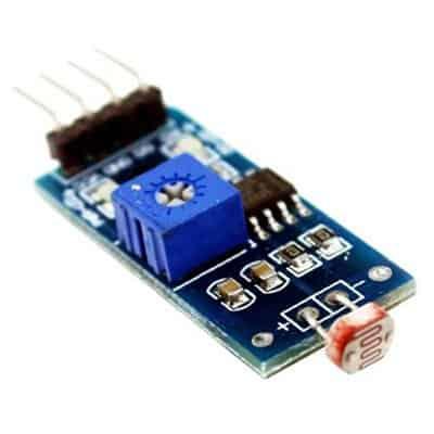 Light Sensor Module LDR
