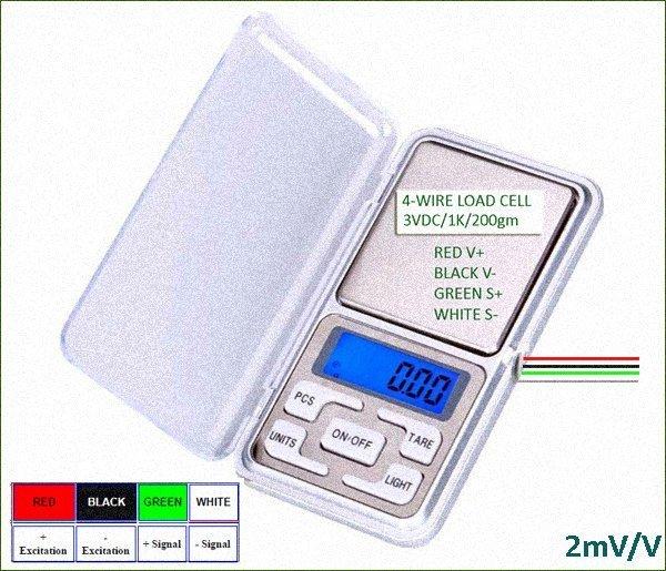 Mini Pocket Scale-Preserve Electronics