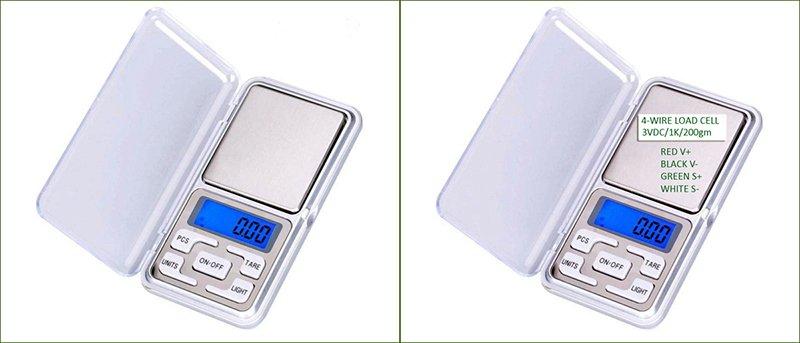 Mini Pocket Scale