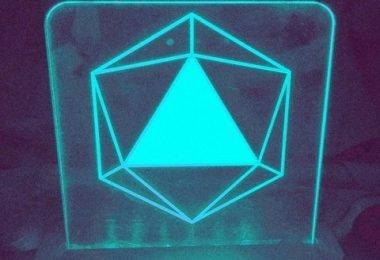 Acrylic Sign TK1