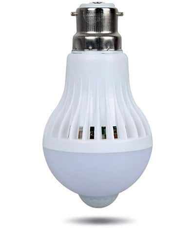 PIR LED Bulb