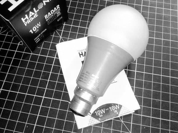 Radar LED Bulb