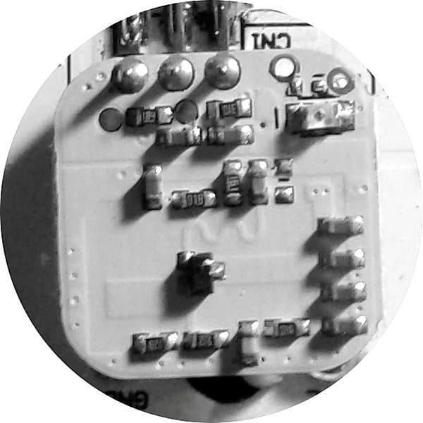Radar Module Close up