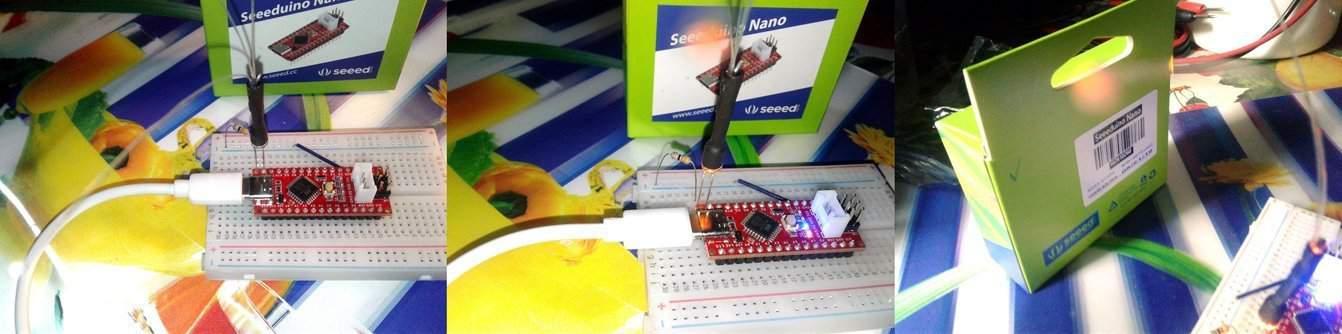 Seeeduino Nano Setup