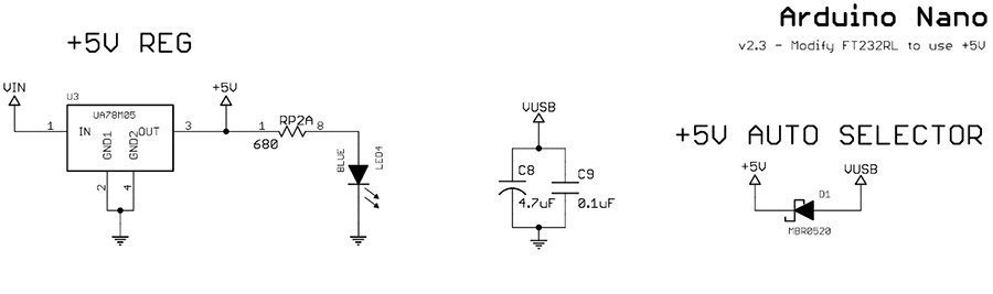 Nano Power Supply Part