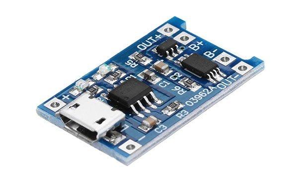 TP4056 1A Module Pro