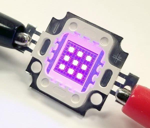 UV 10W LED