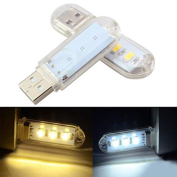 USB LED Book Light