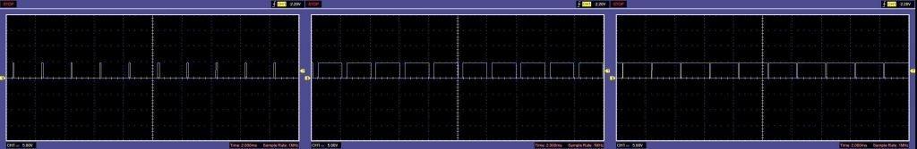 Advanced Arduino 16-bit PWM-Scope PWM Random Capture