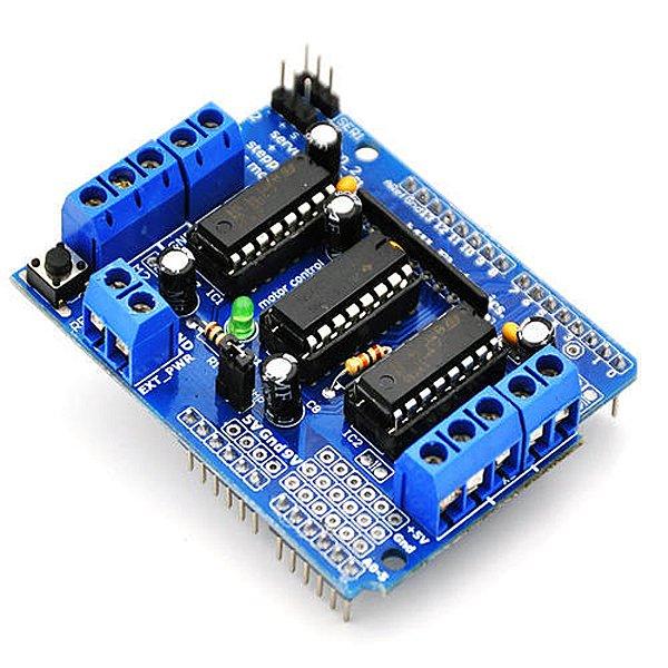 L293 Arduino Motor Shield