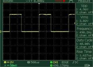 Analog Optical Isolator D9 Output Random
