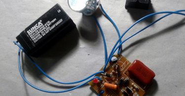 Automatic Flashlight