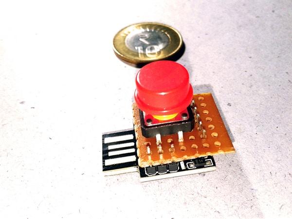 Tiny USB Windows Key Quick Hardware Setup