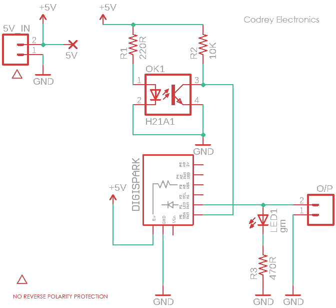 Toggle Switch Circuit
