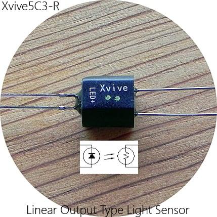 VTL5C3 vactrol Xvive