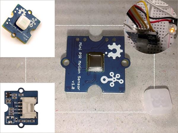 Grove PIR Sensor