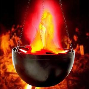 Artificial Fire Lamp