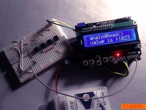 Keypad LCD Test