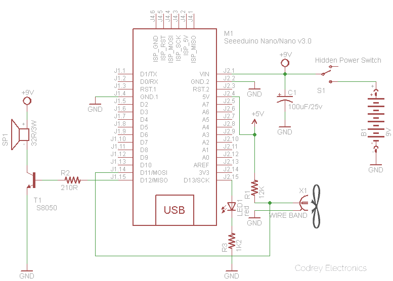 Spider Wrap Schematic v1