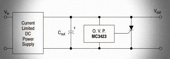 MC3423 Application Example