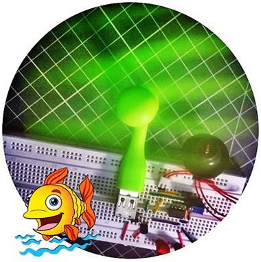 Aquarium Cooler