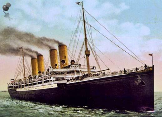 First German Ship Wireless