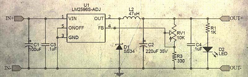 LM2596S-Schematic