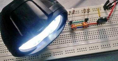 Mighty LED Flasher