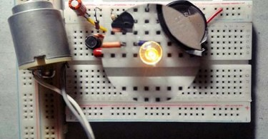 Spark Transmitter & Receiver Test LED