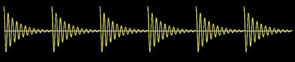 Spark Transmitter & Receiver Tx Signal