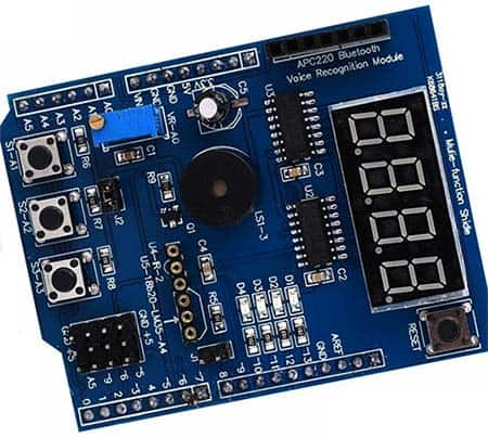 Arduino MF Shield