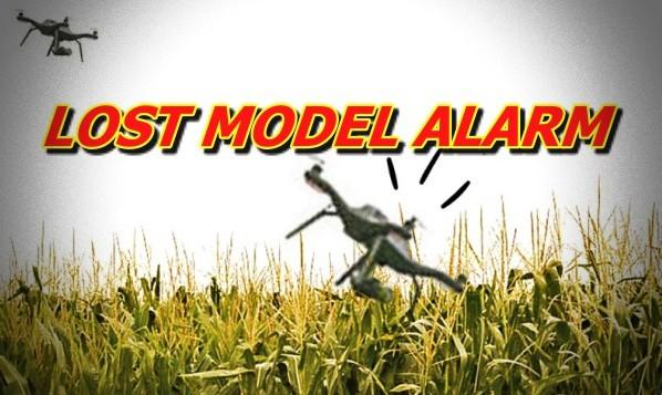 Lost Mode Alarm