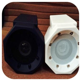 Magnetic Induction Resonance Speaker