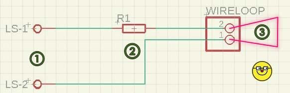 Wire Loop Circuit