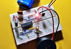 Fish Bite Alarm Breadboard Final