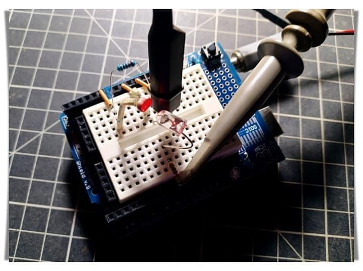 Arduino PID In Progress