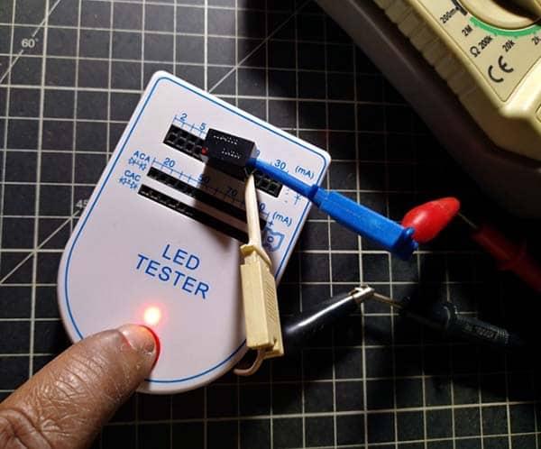 Vactrol Quick Test