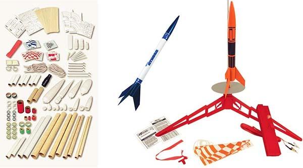 Estes Model Rocket Kits