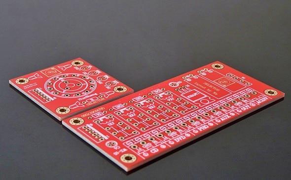 Stereo Audio Input Selector Module