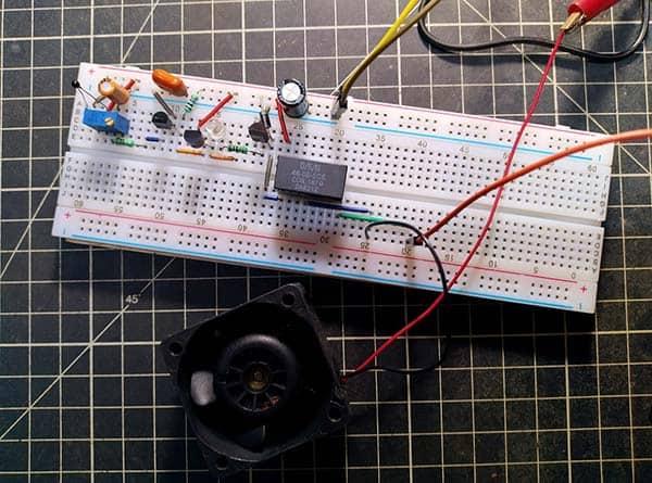 Automatic Thermo Fan Switch-FAN Idle