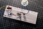 Ground Uplighter Breadboard Test