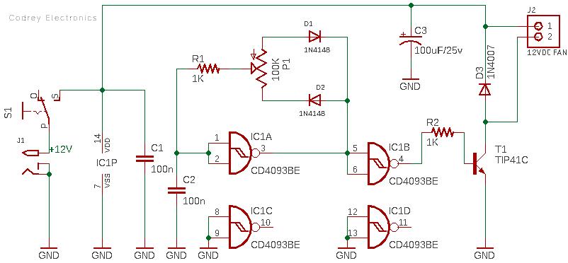 Smoke Extractor Schematic v1