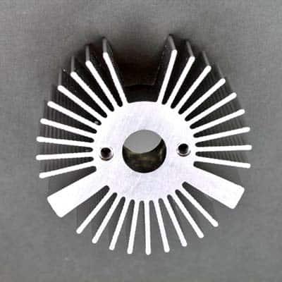 Sunflower LED Heatsink