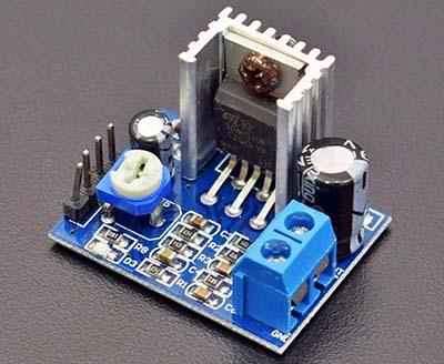 TDA2030A Mono Amplifier Board