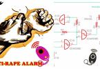 Antirape Alarm