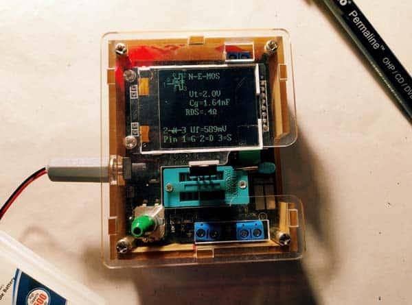 IRF3205 Test Data