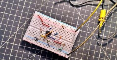 LED Strobe Proto Breadboard